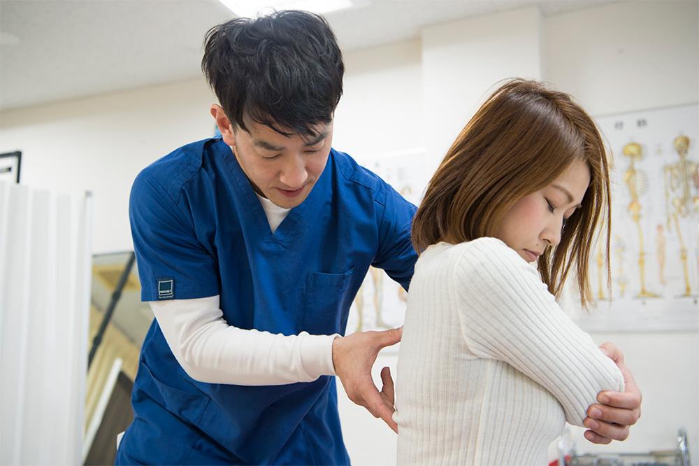 肩こりの治療2