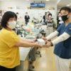 小野小学校と小野東小学校に合計1000枚のマスクを寄付させていただきました。